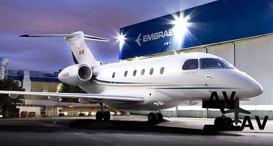 Embraer адаптирует линейку бизнес-джетов под спрос на рынке