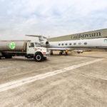 Флот Gulfstream налетал более 1 млн миль на SAF