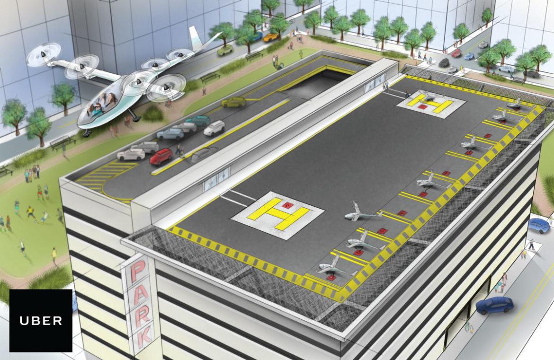 Joby Aviation займется летающим такси вместо Uber