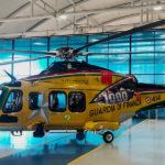 Leonardo Helicopters поставил 1000-й AW139