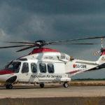 Petroleum Air Services увеличивает парк AW139