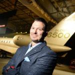 Президент Bombardier Aviation Дэвид Колил уходит из компании